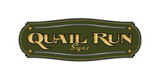 <h5>Quail Run Signs</h5>