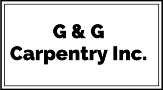 <h5>G & G Carpentry, Inc.</h5>