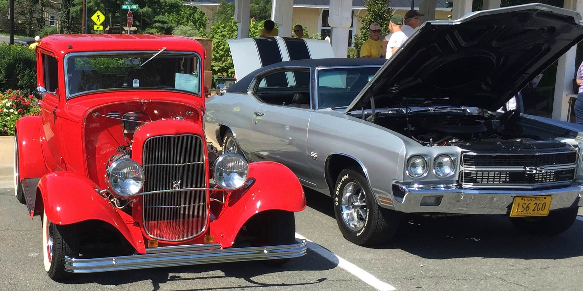 HeroHomes Second Annual Classic Car and Motorcycle Cruise In