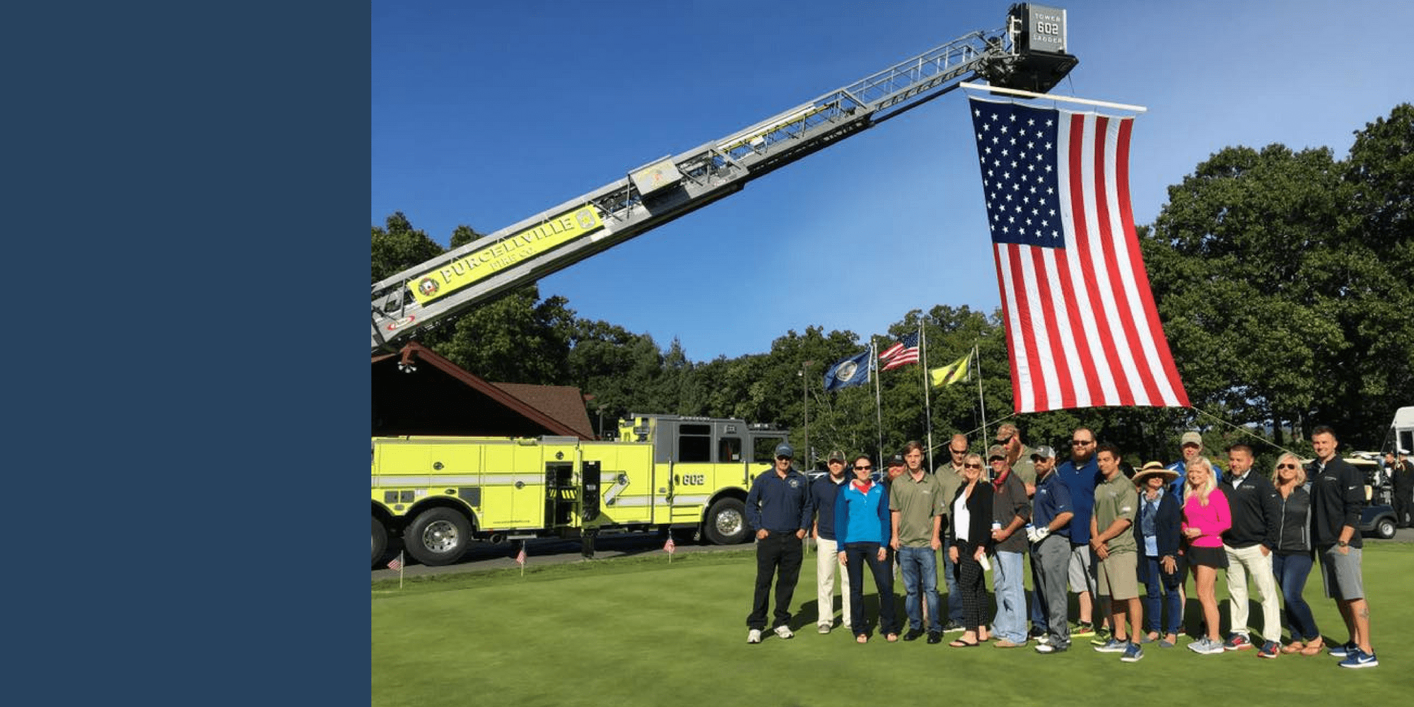 Stephan Mace Memorial Golf Tournament raises $50,000 for HeroHomes