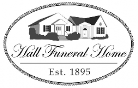 <h5>Hall Funeral Home</h5>